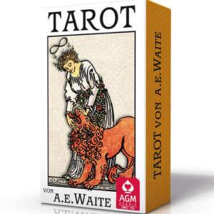 классическое таро уэйта Waite tarot